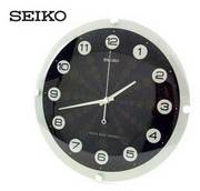 SEIKO Radio Controlled Wall Clock (QXR124K)