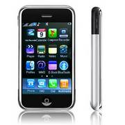 SciPhone i68  Unlocked Dual Sim Touch Screen Mobile Phone