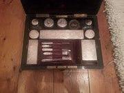 Victorian Lady's Vanity Box