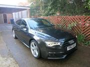 Audi A5 27000 miles AUDI A5 TDI S LINE SPORTBACK FACELIFT