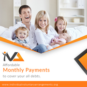 One Single Affordable Monthly Payment - IVA