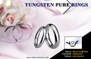Tungsten Mens Rings - Mens Rings Online