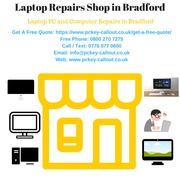 laptop repairs shop in Bradford