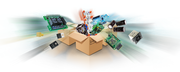 The Marketplace For Electronic & Electric Components - Enrg Tech LTD